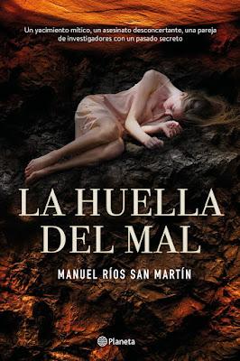 La huella del mal - Manuel Ríos San Martín (2019)