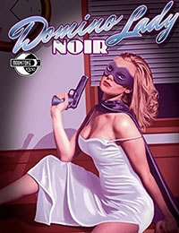 Domino Lady Noir Comic