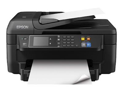 Epson Workforce WF-2660DWF Driver Downloads