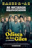 Estrenos cartelera española 29 Noviembre 2019: 'La Odisea de los Giles'