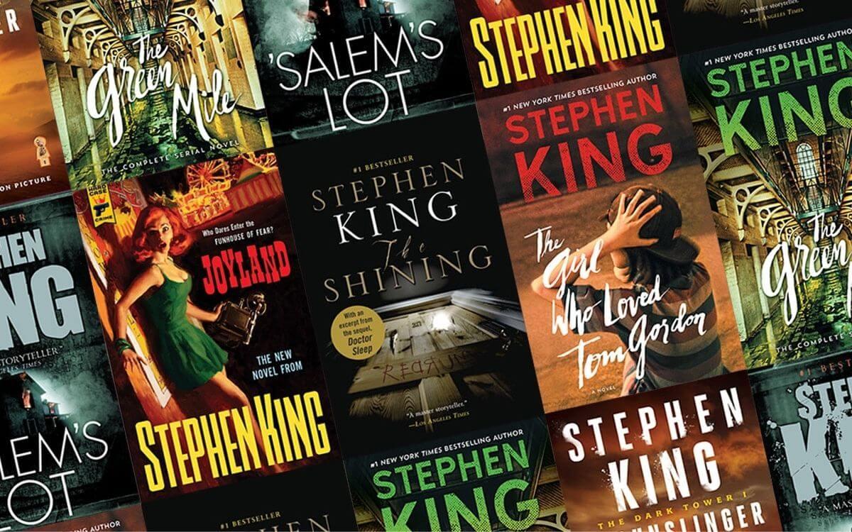 روايات ستيفن كينج | إليك أشهر 10 روايات للروائي ستيفن كينج