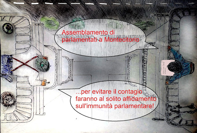 #immunitàparlamentare