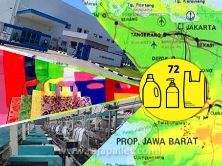 72 List Daftar Nama Pabrik Plastik dan Packaging Jawa Barat