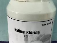 Kalium Klorida - Kegunaan, Dosis, Efek Samping