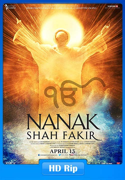 Nanak Shah Fakir 2018 Hindi 720p HDRip x264 | 480p 300MB | 100MB HEVC