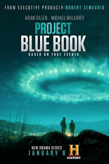 Project Blue Book Temporada 1 1080p Dual Latino/Ingles
