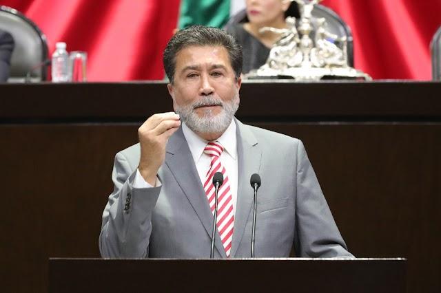 El Ejecutivo no ha cumplido el compromiso de devolver la paz: Héctor Yunes