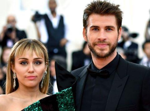 Miley Cyrus Separates