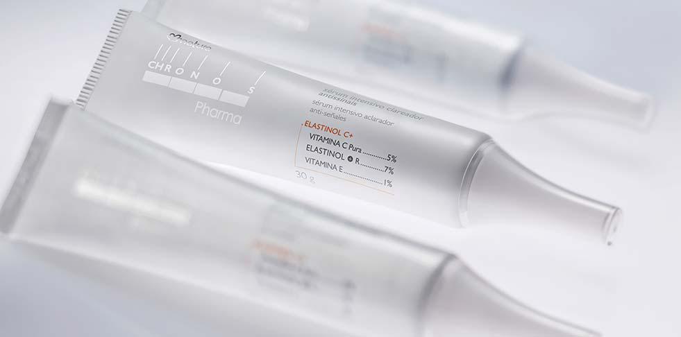 Chronos Pharma Sérum Intensivo Clareador Antissinais
