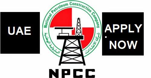 NATIONAL PETROLEUM CONSTRUCTION COMPANY JOB OPENINGS   ABU