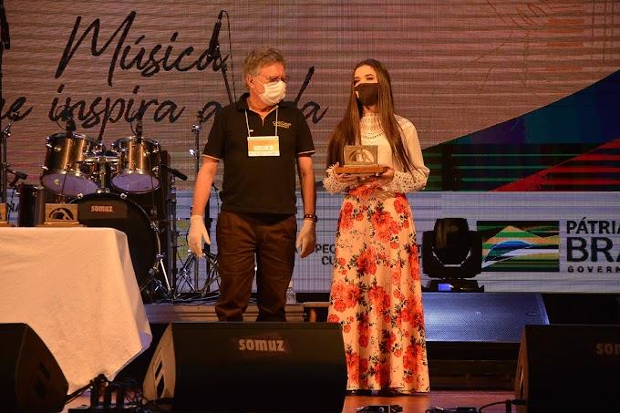 Conheça os vencedores da 5ª Lamparina da Canção