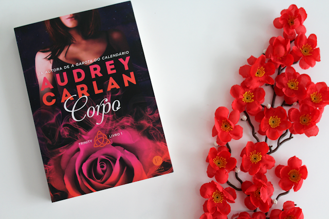 Corpo - Trinity #01 - Audrey Carlan