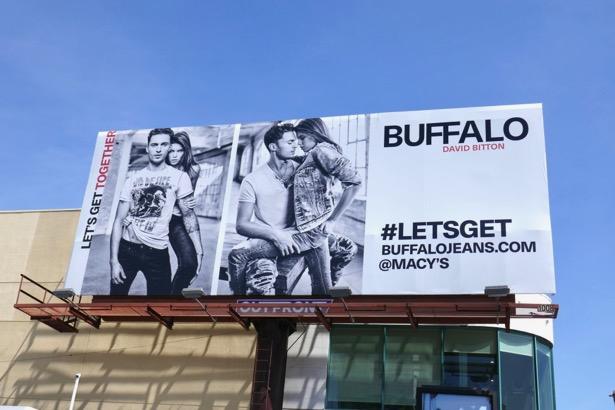 Buffalo Jeans Lets Get Together S19 billboard