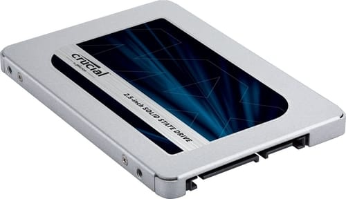 Review Crucial MX500 1TB 3D NAND SATA Internal SSD