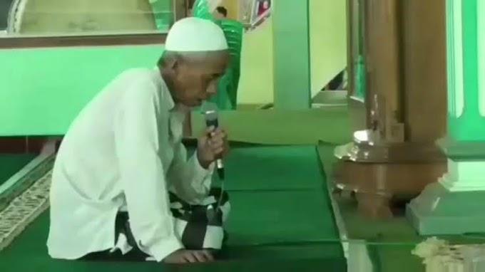 Ini Dalil Pujian Shalawat dan Doa Setelah Adzan