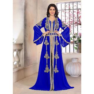 , Exclusive Range of Traditional Moroccan Kaftan Dresses for Bride – Kaftan Wedding Dress