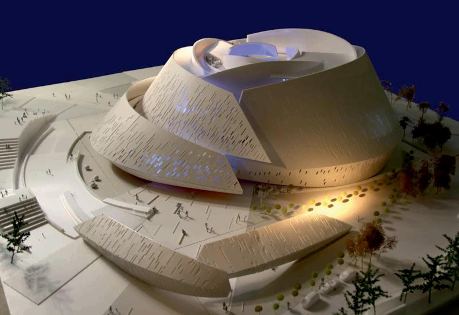 Amazing Magazine Amazing Futuristic Architecture In The