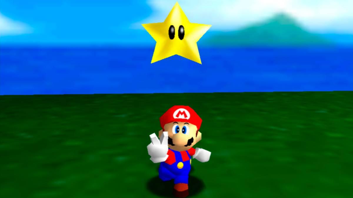 Un curioso fenómeno científico podría estar detrás de una jugada en Super Mario 64 imposible de replicar