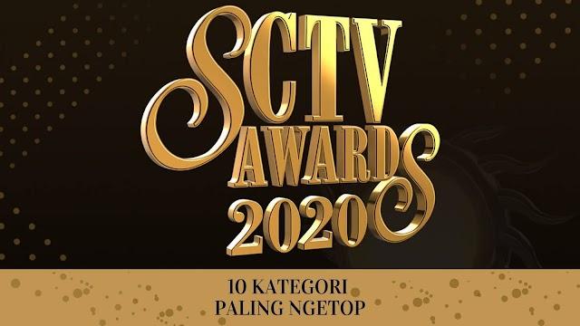 SCTV AWARDS 2020 Digelar Secara Daring, Acaranya Tetap Bertaburan Bintang