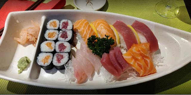 sushi time lomme