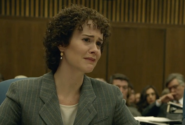 American Crime Story - Season 2 - Sarah Paulson Returning