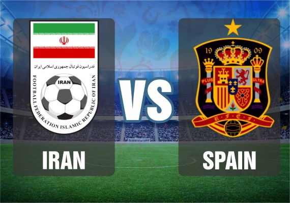Iran vs Spain - 2018 World Cup