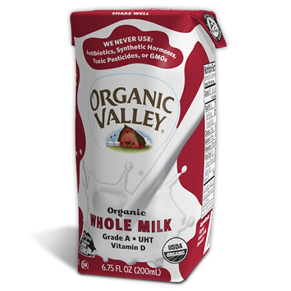 Non-Toxic Munchkin: Is Your Organic Milk Really Organic