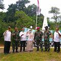 Aspotmar Dankormar Kunjungi Monumen Bung Tomo dan Prasasti Bersejarah di Pemalang