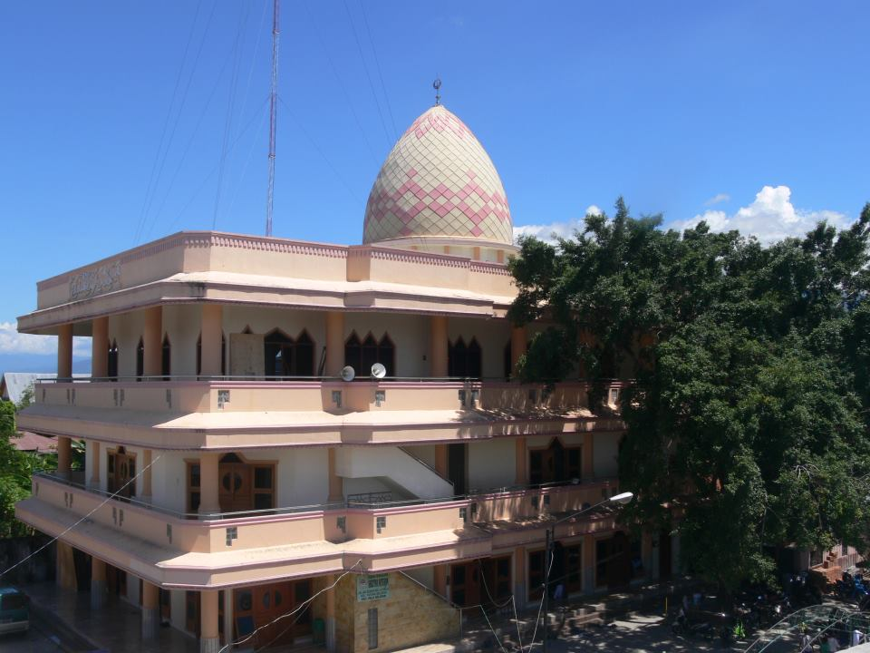masjid shirotol mustaqim palu lantai 3