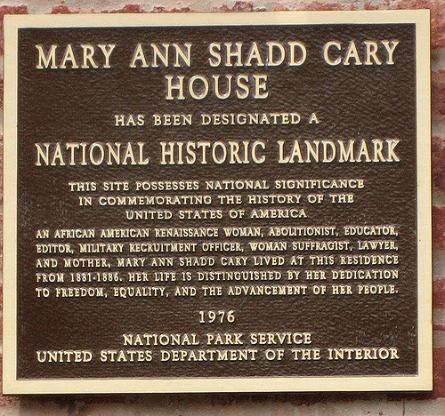 Words From Murphy Browne Mary Ann Shadd Cary And The Provincial Freeman