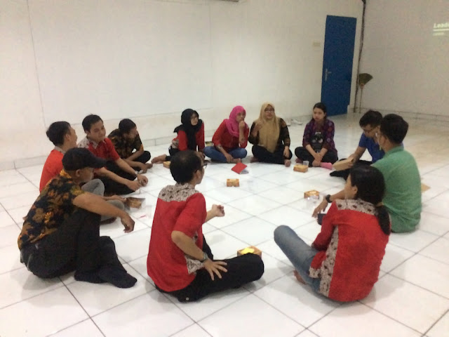 [ ID.CP ] Workshop at PEKALONGAN