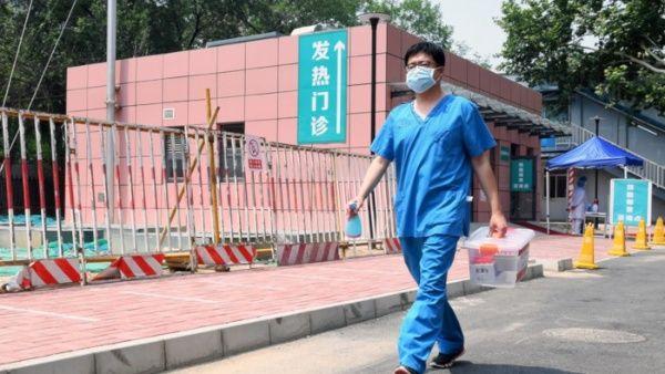 China realiza pruebas masivas de la Covid-19 en Beijing