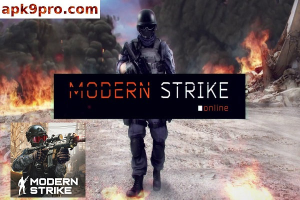 Modern Strike Online 1.35.1 Apk + Mod (File size 65 MB) for Android
