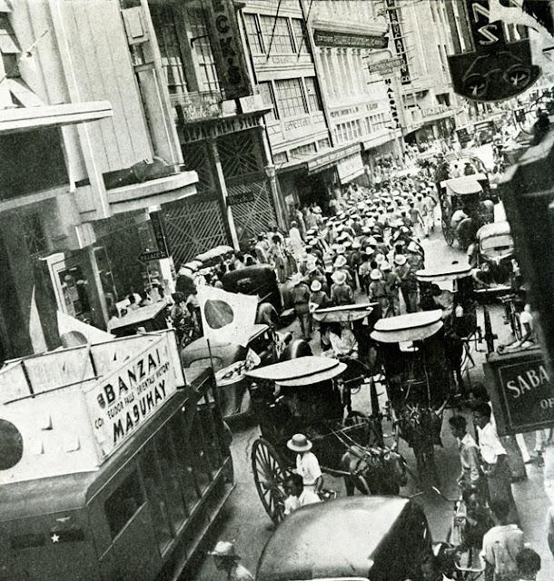 Manila under Japanese occupation, 9 May 1942 worldwartwo.filminspector.com