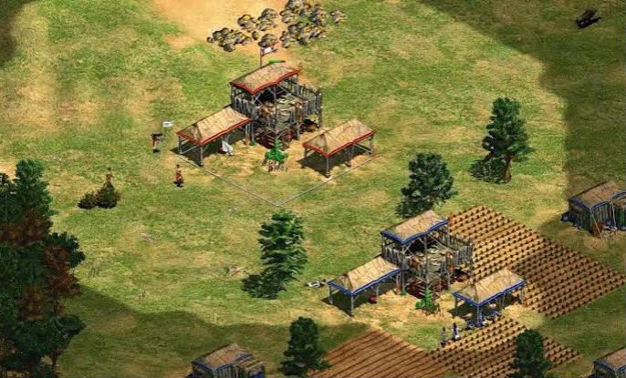 Os melhores códigos para Age of Empires II