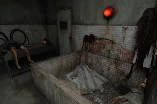 Beberapa deretan Rumah Hantu yang seram di Dunia