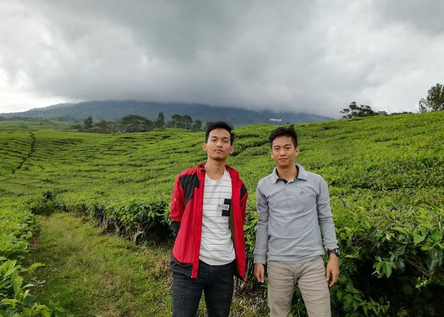 Gunung Dempo Atap Sumatera Selatan