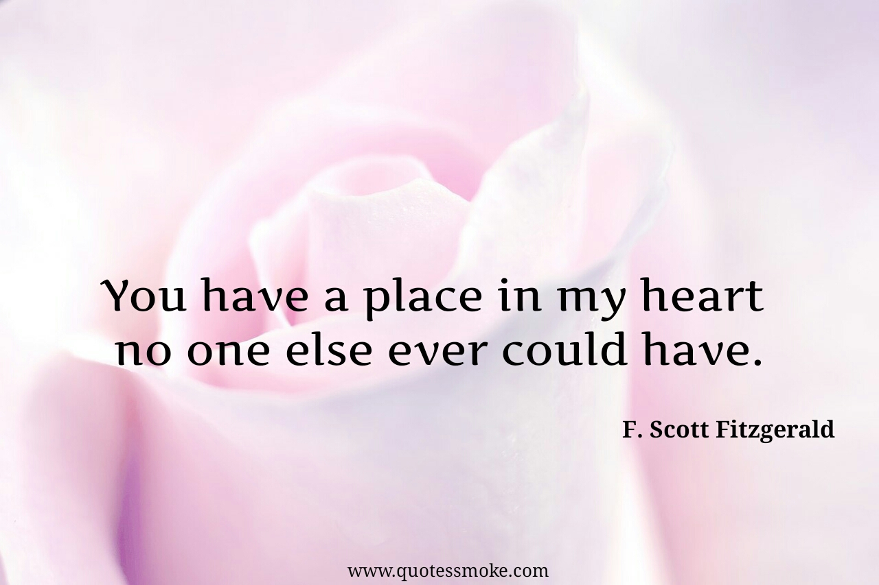 Love Quotes F Scott Fitzgerald 25 Best F Scott Fitzgerald Love Quotes To Look Into You And Life