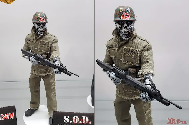 NECA - Sgt.D (Stormtroopers of Death)