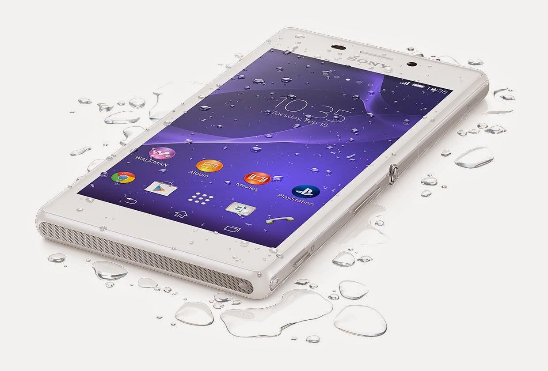 Sony, sony xperia m2, harga sony xperia m2 aqua, spesifikasi sony xperia m2 aqua,
