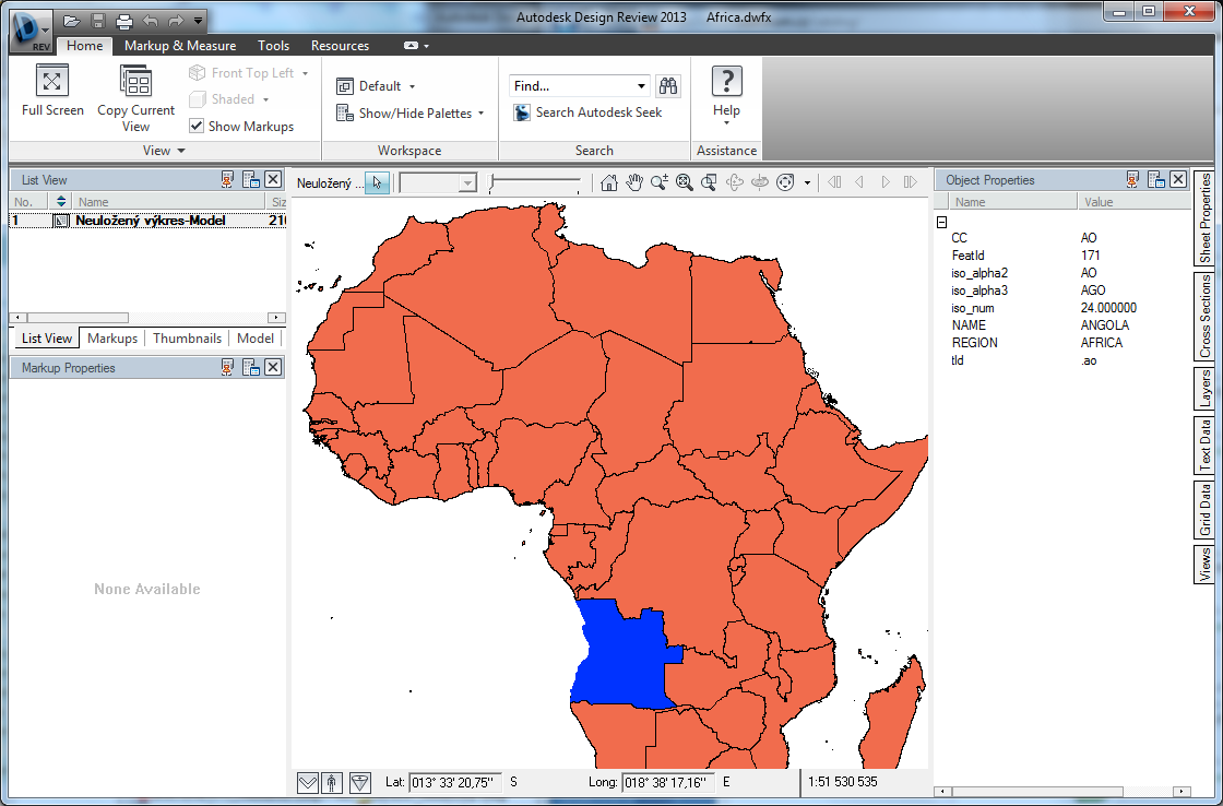Budweiser blog world polygon maps countries and continents for comparison the simplified worldwide boundaries map is 131 mb in the shape format the processed dwg file exported from map worlddwg is 58 mb gumiabroncs Image collections