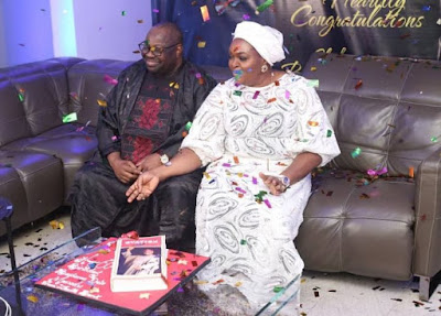 dele momodu 60th virtual birthday party