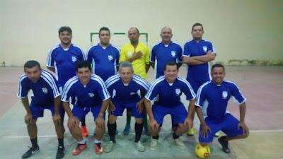 Córrego tem novo time de veteranos