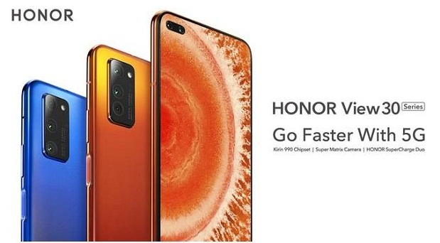 Honor V30 series with 5G connectivity, 40MP triple rear cameras launched in China