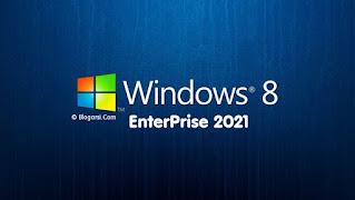 Windows 8 Enterprise İndir – Türkçe Formatlık İSO 32-64 Bit