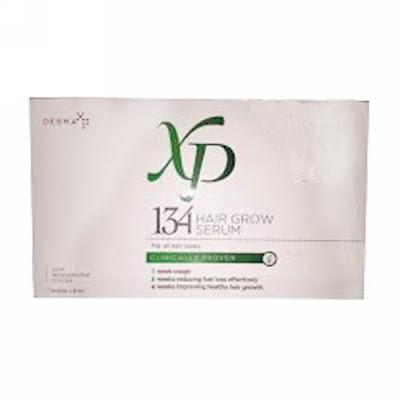 Derma XP 134 Hair Grow Serum,  Merawat dan Menumbuhkan Rambut