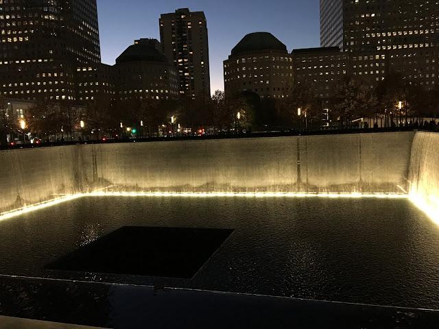 Ground Zero - 9/11 Memorial New York