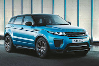 Land Rover Range Rover Evoque Landmark 5-Door (2017) Front Side