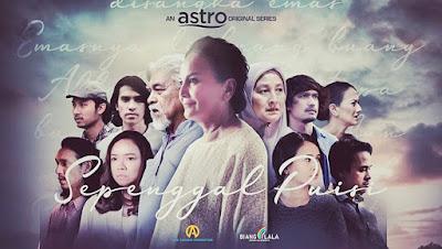 Sinopsis dan Senarai Pelakon Drama Sepenggal Puisi (Astro Citra)