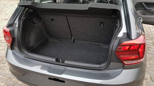 VW Polo 2018 Comfortline Automático